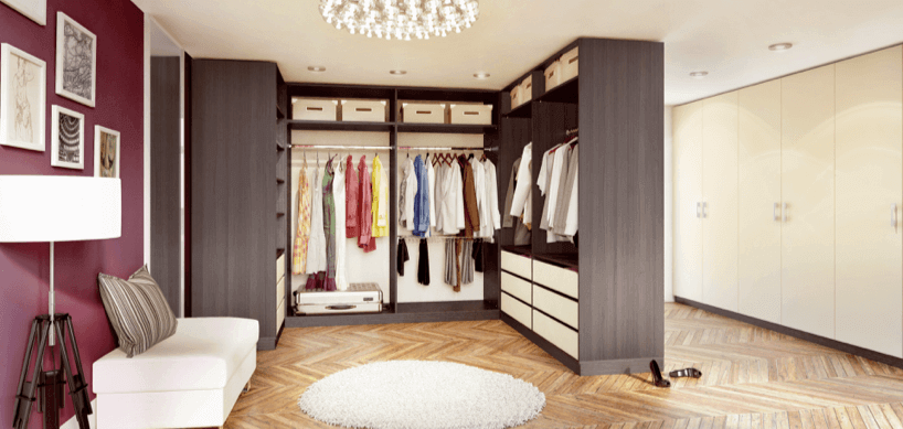 dein begehbarer kleiderschrank. Black Bedroom Furniture Sets. Home Design Ideas
