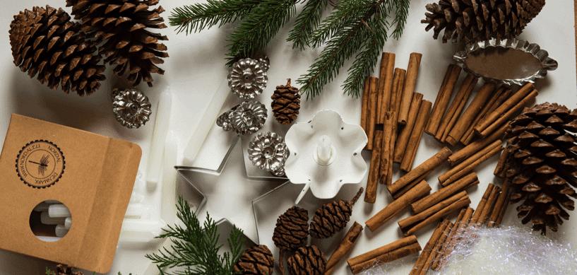 Weihnachtsdeko Material.Weihnachtsdeko Selber Machen Deinschrank De Blog