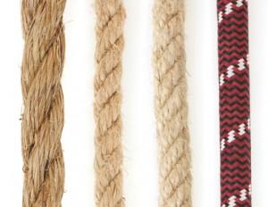 Stricke und Seile