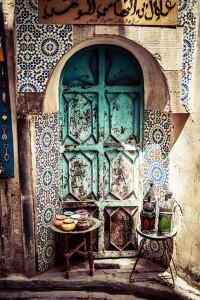 Nordafrikanisches Mosaik