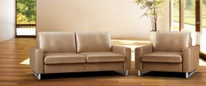 individuell gestaltete Couch