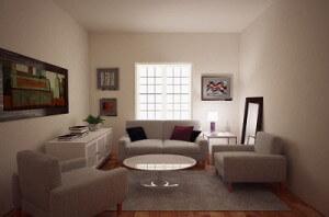 Kleine Räume Optisch Vergrößern - Deinschrank.de/blog Wohnzimmer Kleine Raume