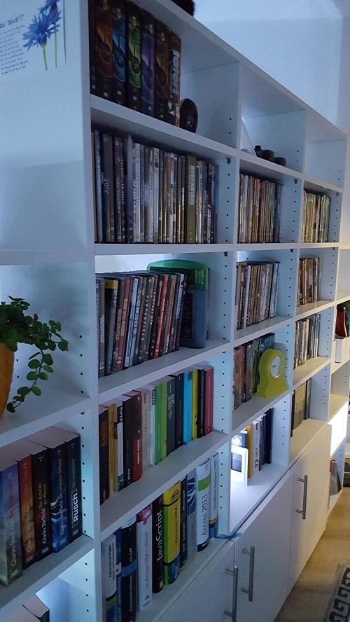Kundenbilder von Bücherregalen nach Maß -jetzt ansehen |deinSchrank.de
