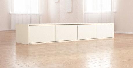 Lowboard mit vier Türen nach Maß online planen | deinSchrank.de