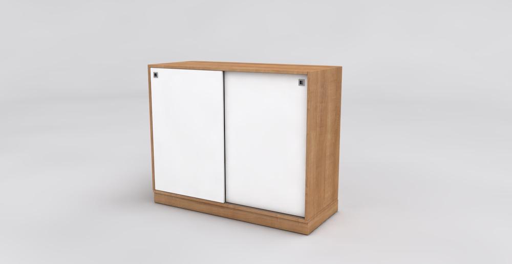Sideboard Mit 2 Schiebetüren Nach Maß Online Planen | Deinschrank.De