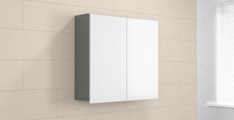 h nge spiegelschrank mit 2 t ren konfigurieren. Black Bedroom Furniture Sets. Home Design Ideas