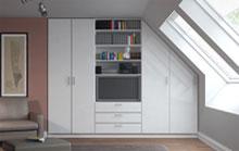 begehbare kleiderschr nke nach ma. Black Bedroom Furniture Sets. Home Design Ideas