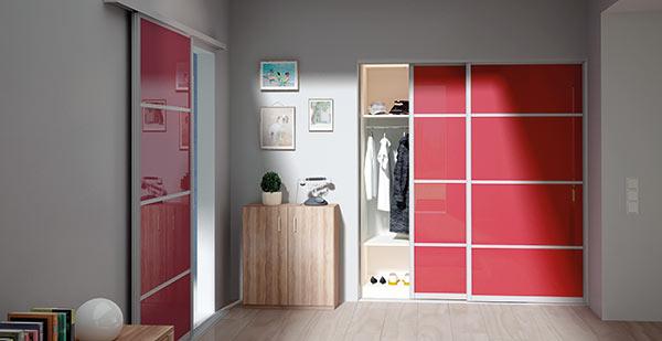 schiebet ren nischenl sung lilashouse. Black Bedroom Furniture Sets. Home Design Ideas