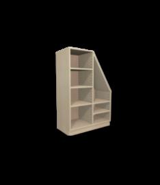 badm bel nach ma f r schr gen konfigurieren. Black Bedroom Furniture Sets. Home Design Ideas