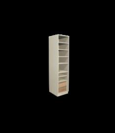 schmale regale nach ma online konfigurieren. Black Bedroom Furniture Sets. Home Design Ideas