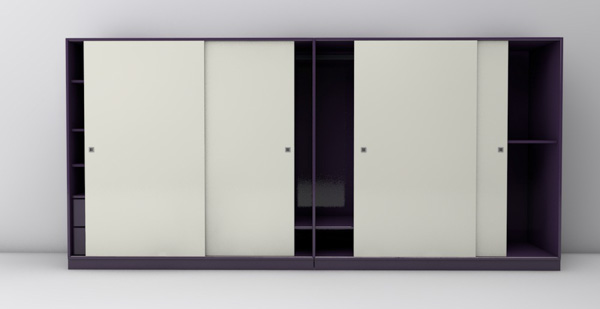 Küchenschrank mit Schiebetür nach Maß online planen | deinSchrank.de